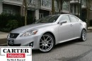 Used 2011 Lexus IS 250 LEATHER + ALLOY WHEELS + LOCAL + NO ACCIDENTS! for sale in Vancouver, BC
