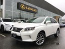 Used 2015 Lexus RX 350 6A for sale in Surrey, BC