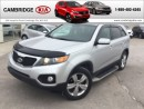 Used 2012 Kia Sorento EX V6 KIA CERTIFIED PRE-OWNED for sale in Cambridge, ON