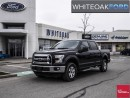 Used 2015 Ford F-150 XLT, FACTORY CERTIFIED PROGRAM, EXT WARR, LOW RATE for sale in Mississauga, ON