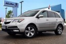 Used 2013 Acura MDX Tech 6sp at Renovation Sale! for sale in Thornhill, ON