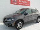 Used 2015 Volkswagen Tiguan TRENDLINE, AWD, ROOFRAILS for sale in Edmonton, AB