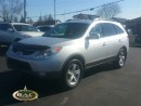 Used 2007 Hyundai Veracruz GLS, LEATHER, SUNROOF, ALLOY WHEELS. AWD for sale in Hamilton, ON