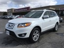 Used 2011 Hyundai Santa Fe Limited  CALL PICTON $126.38 88K for sale in Picton, ON