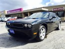Used 2010 Dodge Challenger SE/SXT 3.5L/AUTO SUNROOF CALL BELLEVILLE @ 1-888-7 for sale in Picton, ON