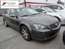 Used 2005 Nissan Altima 2.5 SL for sale in Toronto, ON