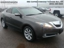 Used 2010 Acura ZDX Base for sale in Thunder Bay, ON