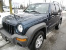 Used 2004 Jeep Liberty Sport for sale in Ajax, ON