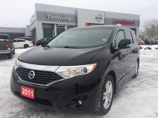 Used 2011 Nissan Quest SL for sale in Timmins, ON