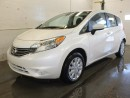 Used 2016 Nissan Versa Note 1.6 Hatchback for sale in Edmonton, AB