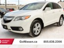Used 2013 Acura RDX Tech Package for sale in Edmonton, AB