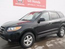 Used 2009 Hyundai Santa Fe GLS, AWD, AUTO, AC, CRUISE for sale in Edmonton, AB