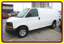Used 2012 Chevrolet Express 2500 3/4 TON BACK WINDOW, TR.HITCH for sale in Woodbridge, ON