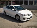 Used 2013 Toyota Corolla SPORT LEATHER ROOF for sale in Toronto, ON