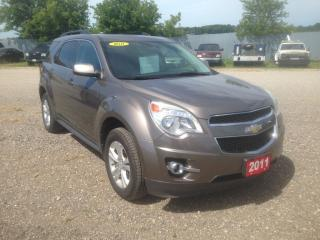 Used 2011 Chevrolet Equinox 1LT for sale in Lambton Shores, ON