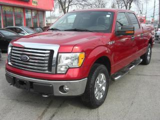 Used 2010 Ford F-150 XTR 4X4 XLT SuperCrew for sale in London, ON