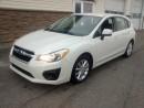 Used 2014 Subaru Impreza TOURING HATCHBACK for sale in Stittsville, ON