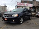 Used 2012 Dodge Grand Caravan 7 PASS, NAVI, BACK-UP CAM, LEATHER, DVD for sale in Scarborough, ON