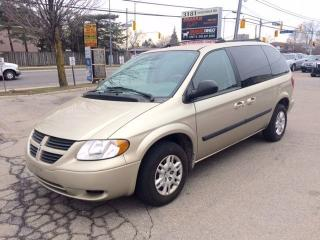 Used 2006 Dodge Caravan SE for sale in Mississauga, ON