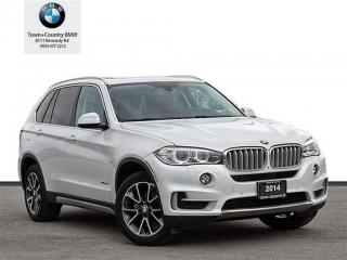 Used 2014 BMW X5 xDrive35i xLine Navigation for sale in Markham, ON