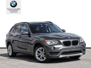 Used 2013 BMW X1 Xdrive28i Premium/Lights Package for sale in Unionville, ON