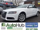 Used 2012 Audi A4 2.0T Sunroof Leather for sale in Hamilton, ON