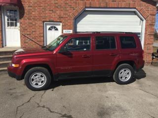 Used 2012 Jeep Patriot SPORT for sale in Bowmanville, ON