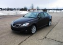 Used 2013 Lexus IS 250 Leather W/ Moon Roof & Navigation for sale in Renfrew, ON