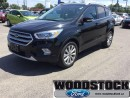Used 2017 Ford Escape Titanium Certified PRE Owned 1.99%  OAC UP TO 72 M for sale in Woodstock, ON