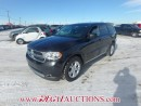 Used 2013 Dodge DURANGO SXT 4D UTILITY AWD 3.6L for sale in Calgary, AB