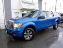 Used 2011 Ford F-150 FX2 Crew Cab, Leather, Sunroof, Canopy for sale in Langley, BC