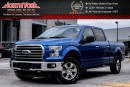 Used 2016 Ford F-150 XLT 4x4|SuperCrew|Backup Cam|Tow Hitch|SideSteps|Bluetooth|17