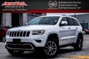 Used 2016 Jeep Grand Cherokee Limited|4x4|LuxuryII,TrailerTowPkgs|PanoSunroof|Nav|18