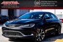 Used 2016 Chrysler 200 C Sun&SoundPkg PanoSunroof AlpineSound R-Start 19