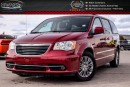 Used 2016 Chrysler Town & Country Touring|Navi|Backup Cam|Leather|Heated Front Seat|17