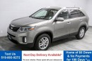 Used 2014 Kia Sorento LX V6! $72/WK, 4.74% ZERO DOWN! BLUETOOTH! NEW BRAKES! HEATED SEATS! POWER PACKAGE! KEYLESS ENTRY! for sale in Guelph, ON