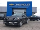 Used 2014 Mercedes-Benz ML-Class for sale in Bolton, ON