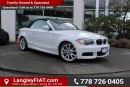 Used 2012 BMW 1 Series 135 i LOCALLY OWNED for sale in Surrey, BC