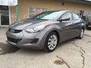 Used 2013 Hyundai Elantra L for sale in Bolton, ON