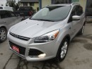 Used 2014 Ford Escape LOADED TITANIUM EDITION 5 PASSENGER 2.0L - ECO-BOOST.. 4WD.. LEATHER.. HEATED SEATS.. BACK-UP CAMERA.. SYNC TECHNOLOGY.. for sale in Bradford, ON