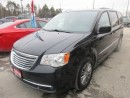 Used 2014 Chrysler Town & Country LOADED TOURING-L MODEL 7 PASSENGER 3.6L - V6.. CAPTAINS.. STOW-N-GO.. LEATHER.. HEATED SEATS.. REAR DVD PLAYER.. for sale in Bradford, ON