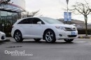 Used 2014 Toyota Venza Leather Interior, Power Driver Seat, Heated Front Seats, Back Up Cam, Dual Sunroof for sale in Richmond, BC