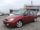 Used 2003 Ford Focus ZTW - SUNROOF - HTD SEATS for sale in Oakville, ON