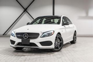 Used 2016 Mercedes-Benz C-Class C450 AMG 4MATIC Sedan for sale in Langley, BC