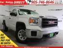Used 2014 GMC Sierra 1500 | ONE PRICE INTEGRITY| WE WANT YOUR TRADE| for sale in Burlington, ON