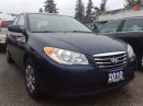 Used 2010 Hyundai Elantra Low KM 120K $Gas Saver$ All Power Options w/AUX for sale in Scarborough, ON