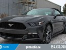 Used 2016 Ford Mustang EcoBoost Premium for sale in Edmonton, AB