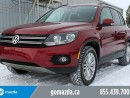 Used 2016 Volkswagen Tiguan Comfortline 2 SETS OF TIRES for sale in Edmonton, AB