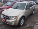 Used 2012 Ford Escape XLT 4X4 for sale in Hamilton, ON