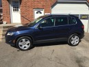 Used 2011 Volkswagen Tiguan Highline for sale in Bowmanville, ON